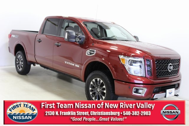Pre-Owned 2019 Nissan Titan XD PRO-4X