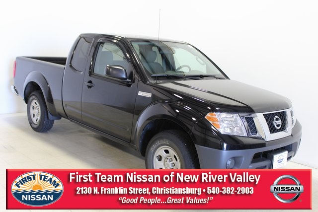 Pre-Owned 2016 Nissan Frontier S